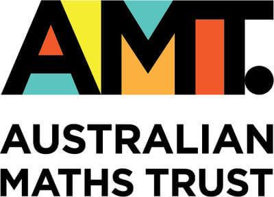 AMT Australian Maths Trust Logo for the Rowdy Inc Portfolio Page